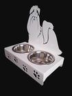 Stojak ,miski dla psa, SHIH TZU (2)