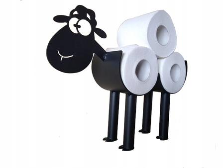Owca Uchwyt/Stojak na papier toaletowy Łazienka (1)